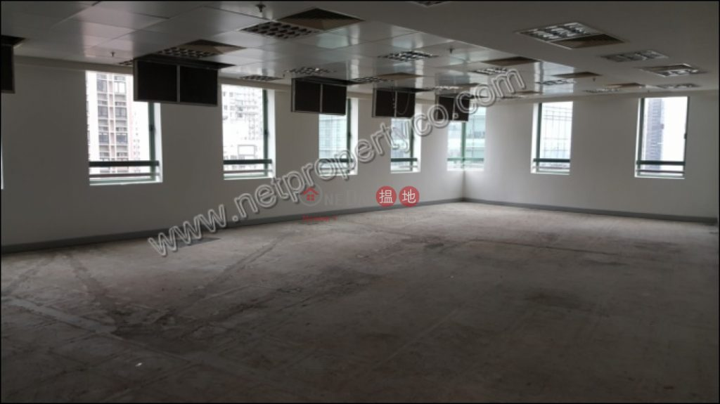 Heart of Wan Chai area office for Lease