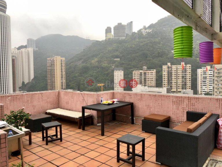 Flat for Rent in Li Chit Garden, Wan Chai