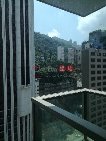 Studio + Balcony
