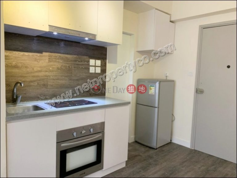 A Furnished Apartment Located in Wan Chai