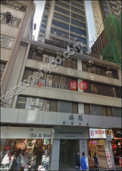 Office for Rent in Wanchai