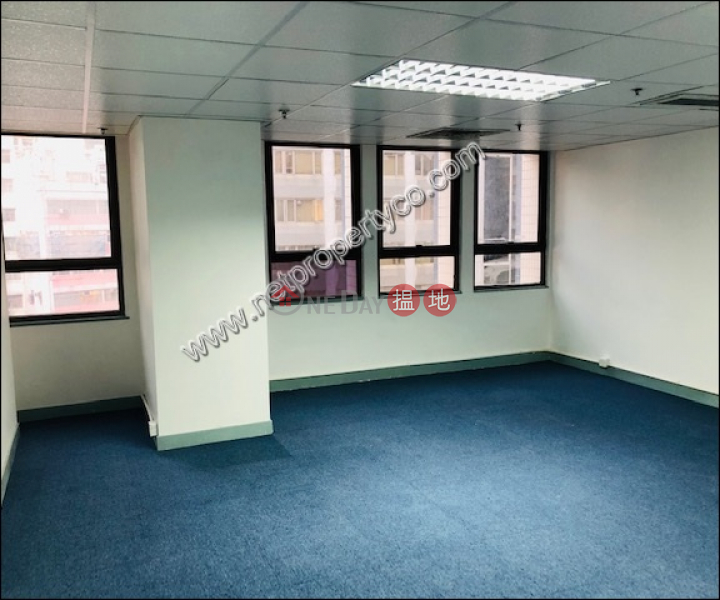 Office Unit for Rent in Wanchai