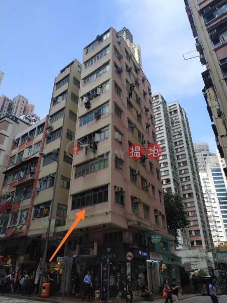 Flat for Rent in 110-112 Queen's Road East, Wan Chai