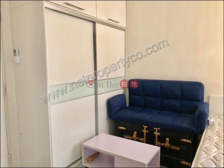 Studio furnished unit for rent in Wan Chai