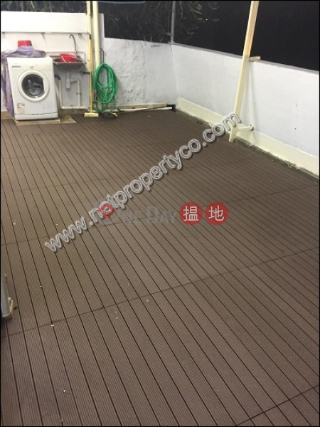 2-bedroom unit with a terrace for rent in Wan Chai
