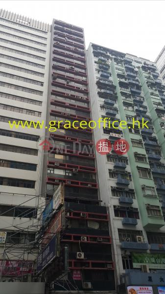 Wan Chai-Wah Hen Commercial Centre