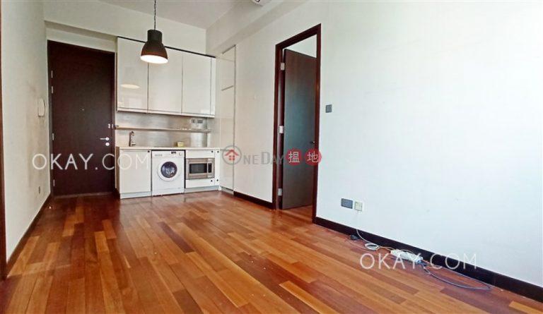 Tasteful 2 bedroom on high floor with balcony | Rental