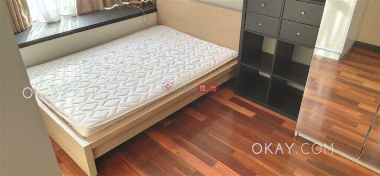 Unique 1 bedroom on high floor with balcony | Rental