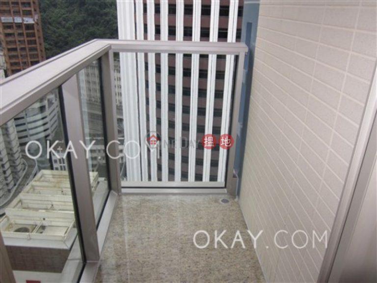 Unique 2 bedroom on high floor with balcony | Rental