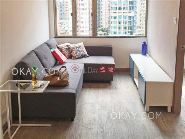 Generous 2 bedroom on high floor | Rental