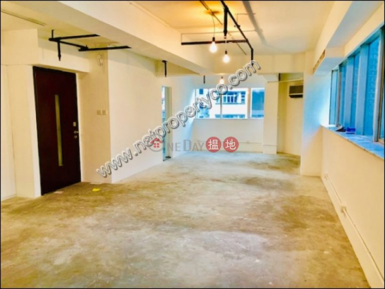 Newly Renovated Office Unit for Sale with leasein Wan Chai