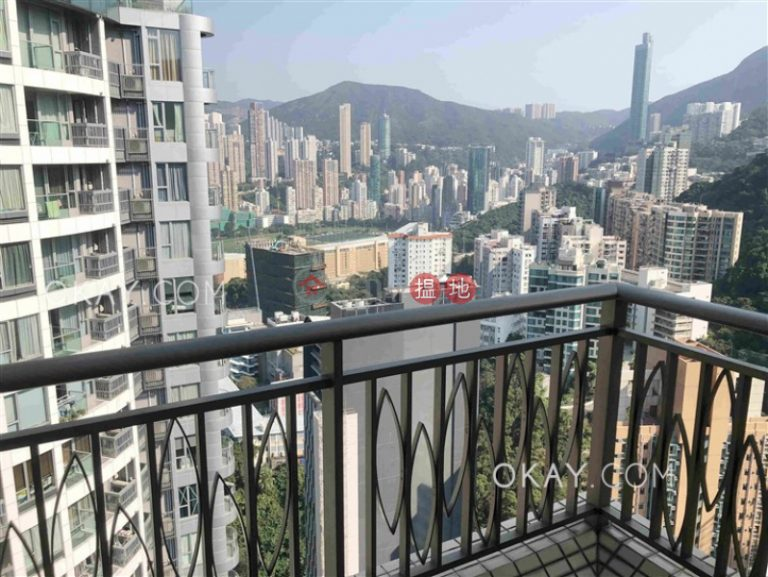 Stylish 2 bed on high floor with racecourse views | Rental