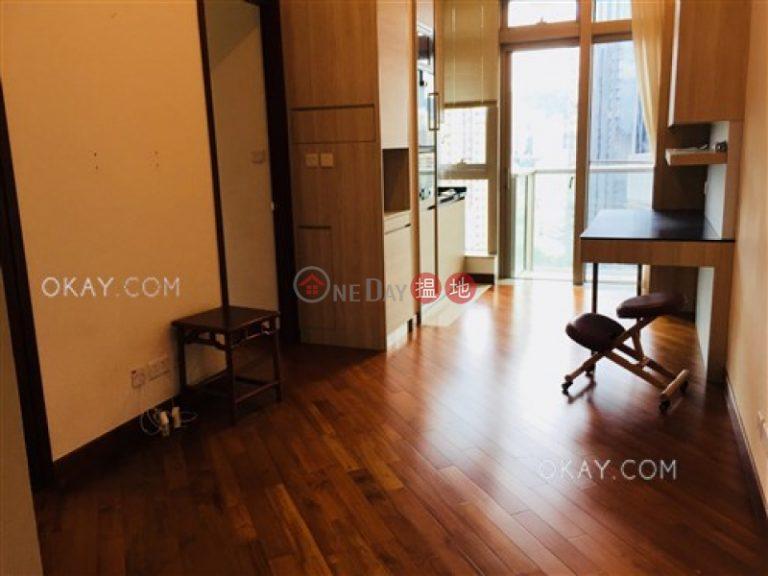 Luxurious 2 bedroom on high floor with balcony | Rental