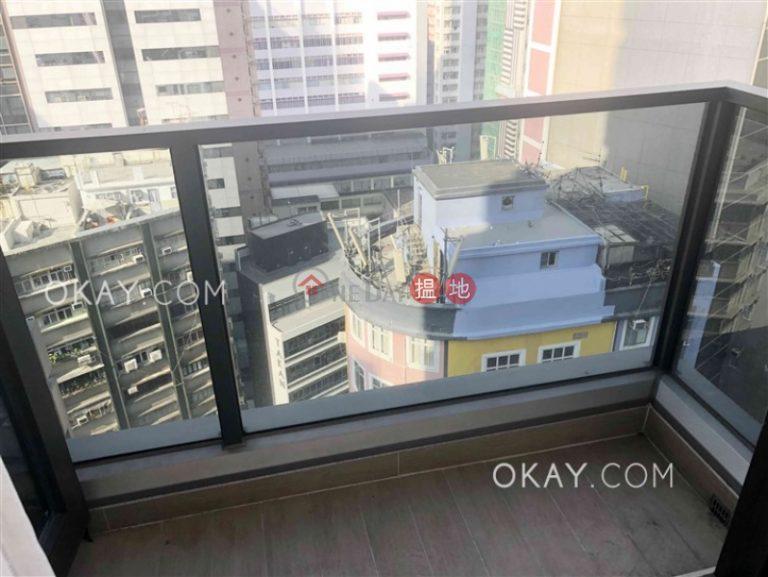 Intimate 1 bedroom with balcony | Rental