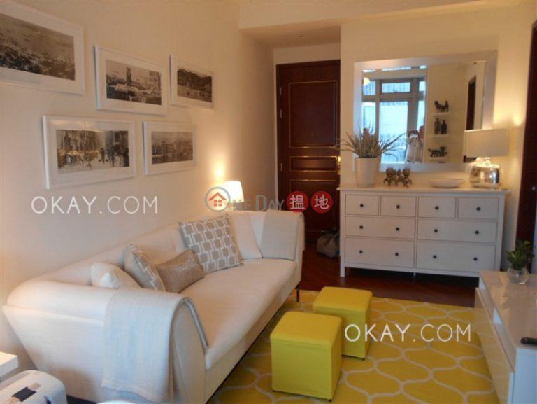 Charming 2 bedroom on high floor with balcony | Rental