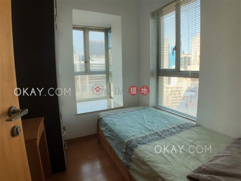 Cozy 2 bedroom on high floor with balcony | Rental