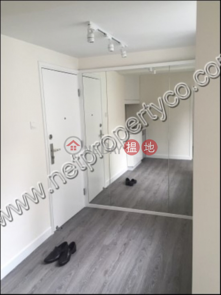 Newly renovated apartment for sale with lease in Wan Chai