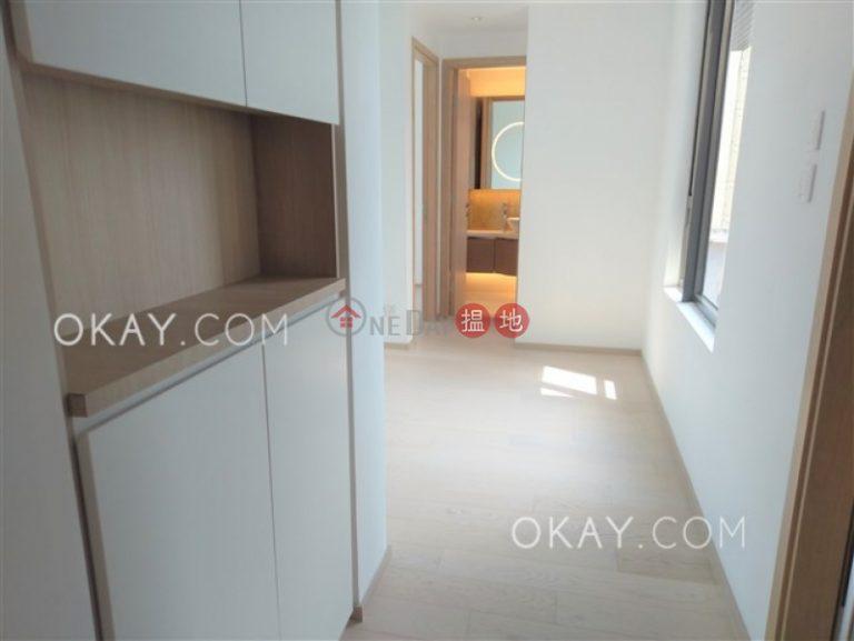 Stylish 1 bedroom on high floor with balcony | Rental