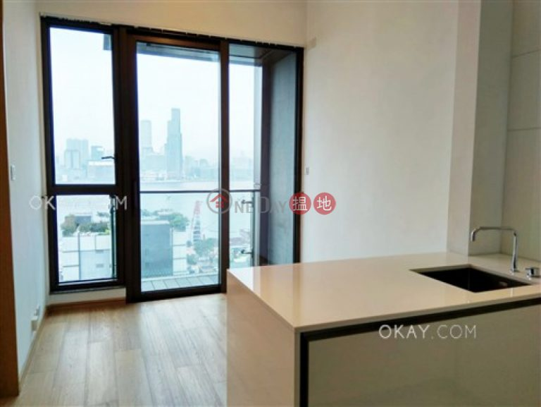 Gorgeous 1 bedroom with harbour views & balcony | For Sale