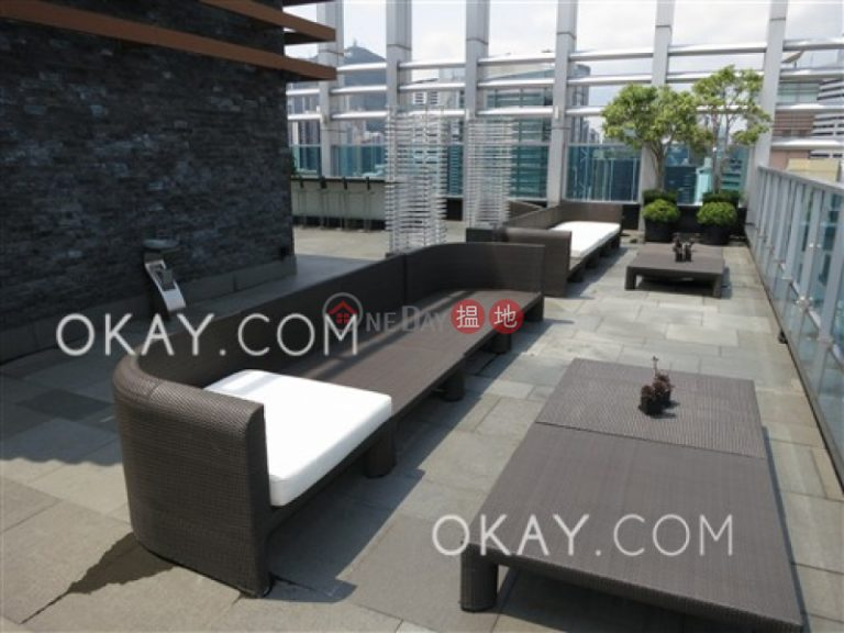 Stylish 1 bedroom with balcony | For Sale