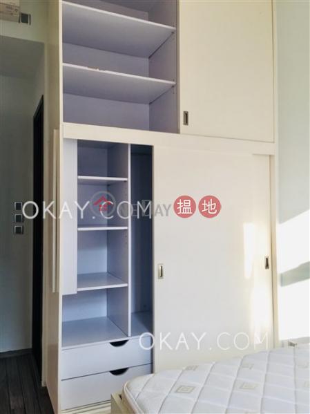 Tasteful 1 bedroom on high floor with balcony | Rental
