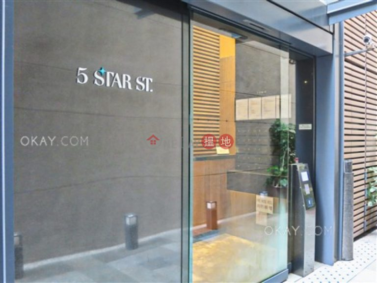 開放式,露台《星街5號出售單位》